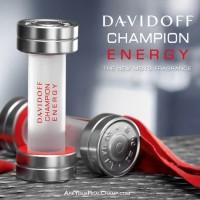 Davidoff Champion Energy Red 90ml - Parfum Ori Original Reject Prancis