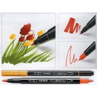 Lyra Aqua Brush Duo Dual Pen Colour Color Satuan Kuas Warna Coloring