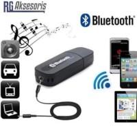 usb bluetooth receiver adapter + kabel aux 3,5mm jack