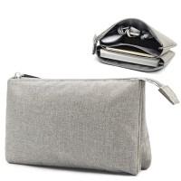 Terlaris Men Women Zipper Pocket Portable Power Source Earphone