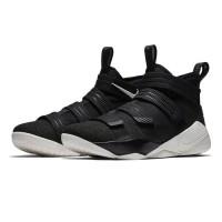 Asli ORI NIKE LEBRON SOLDIER 11 Pria Basket Sepatu Sneakers Medium