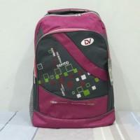 Tas Ransel Backpack Sekolah Murah Cewek Wanita Usia SD SMP