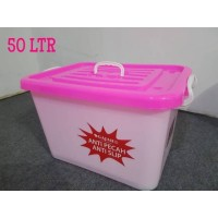 Box Container / Kotak Kontainer Plastik Serbaguna 50L GOJEK ONLY!!!
