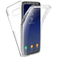 Samsung s10 plus 360 DEGREE TPU SLIM SILICONE/360 TPU CLEAR CASE