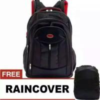Bag Pack Polo Resleting Tengah, Tas Ransel Polo, Tas Pria, Tas Murah
