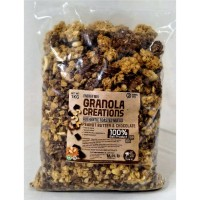 Granola Creations Peanut Butter and Chocolate 1Kg