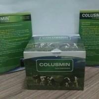 Susu bubuk Colusmin Colostrum Kolostrum kesehatan tulang dan sendi
