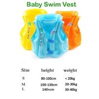Swim Vest Jaket / Rompi / Pelampung Renang Anak / Bayi ABC Pool School