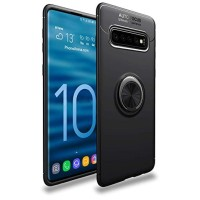 Samsung S10/S10PLUS Invisible Iring 360 TPU Softcase Casing AutoFocus