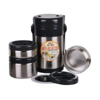 Gig Baby Premium Stainless Steel Vacuum Lunch Box 1500 ml