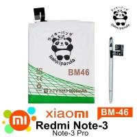 Baterai Xiaomi Redmi Note 3 PRO BM46 BM-46 Double IC Protection