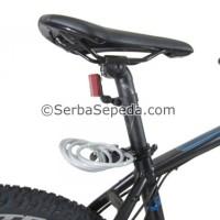 Kunci Gembok Spiral Sepeda United