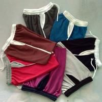 Celana pendek anak / Sport / Training / umur 6 - 8 tahun