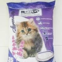 KHUSUS GOJEK Markotops Bentonite Cat Litter 25 liter - Pasir Kucing