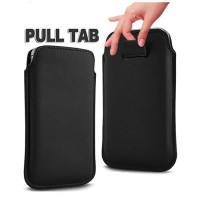 Sleeve Pull Tab Case Sony Xperia Z1 Z2 Z3 Z4 Z5 X Compact Mi TR5