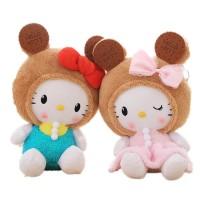 Boneka Hello Kitty Cookies Set (2Pcs)