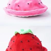 Topi Kupluk Baby Fruity Topi Anak Murah