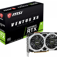MSI GTX 1660 VENTUS XS OC 6GB GDDR5 - 1660 VENTUS XS 6G OC