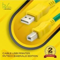 Cabel Usb Printer 10 m.(Rvtech).Garansi 2 thn.