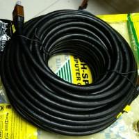 Kabel Hdmi Buggati 50 m + IC penguat.(Rvtech).Garansi 2 thn.
