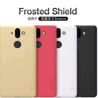 Hardcase Nillkin frosted shield case Microsoft Nokia 8 Sirocco