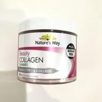 nature's nature natures way beauty collagen type 1 3 40 gummies
