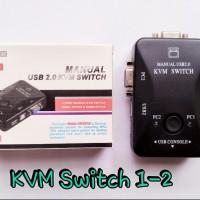 KVM Switch Usb 1-2