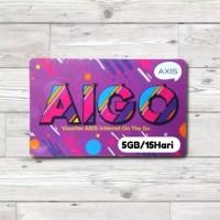 Voucher Kuota Axis 5GB nasional + bonus west 3GB Aktif 15 Hari