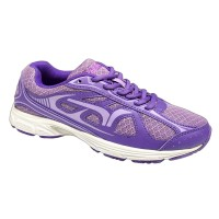 Calci Sepatu Lari Running New York Woman - Purple