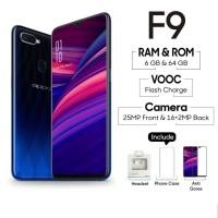 Oppo F9 - 6/64GB Garansi Resmi