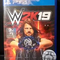 BD PS4 WWE 2K19