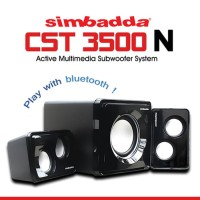 Simbadda Speaker CST 3500N - Includes USB Port - SD Card and Bluetooth