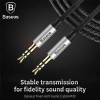 Baseus KABEL AUDIO JACK 3.5 mm MALE TO MALE 1.5 M Premium Quality
