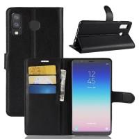 Xiaomi Mi Max 3 Max3 Mimax Sarung Kulit Flip Standing Cover Case Kartu
