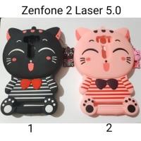 Silicon Case Karakter For Zenfone 2 Laser 5.0/Case Zenfone 2 Laser 5.0