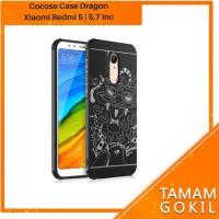 Xiaomi Redmi 5 5,7 Inc Case Cocose Dragon TPU Backcase Original