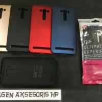 UME 360 ZE550KL Zenfone 2 Laser 5.5 inchi HardCase Slim Eco Protection