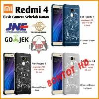 Casing Xiaomi Redmi 4 Redmi4 2GB 16GB Case Armor Slim Cocose Original
