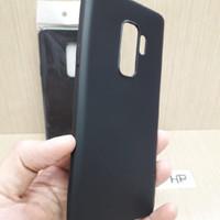 Slim Black Mate Samsung S9 Plus S9+ G965 Baby Skin SoftCase Anti Glare