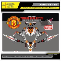 Decal Sticker Motor Yamaha Xeon Gt 125 Fullbody MU