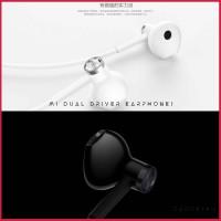 Mi Dual Driver Earphones / Xiaomi Earphone Original - Hitam