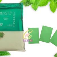 Beauty Cottage Peppermint Masker Wajah Peel Off 20gr Kulit Berminyak