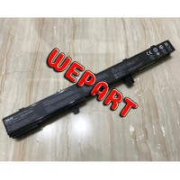 Baterai Asus Original X451 X451C X451CA X551 X551C X551CA A41N1308