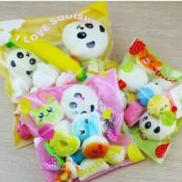 Terbaru Squisi Super Murah Mainan Keren Squishy Squisy Koleksi Anak Im
