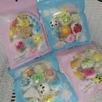 New Arrival Sequisy Murah Mainan Paket Squishy Squisy Koleksi Anak Kad