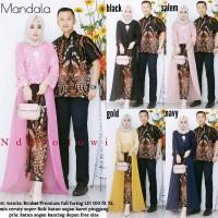 Baju Couple/Batik Couple/Brukat-Couple/Batik/Kemeja