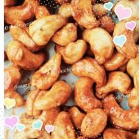 500gram (1/2kg) Kacang Mede Goreng Madu ( Mete ) Murah Harga Grosir - Mede Madu