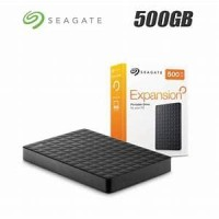 Seagate Expansion 500GB - HDD / HD / Hardisk / Harddisk External 2,5