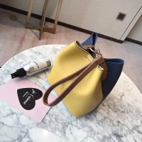 Drawstring Bag Two Tone Bucket Bag / Tas Serut Wanita | BB-03