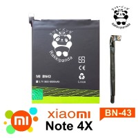 Baterai Xiaomi Redmi Note 4X 4 x BN43 Double IC Protection